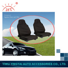 Main product high quality black car seat cover for sale