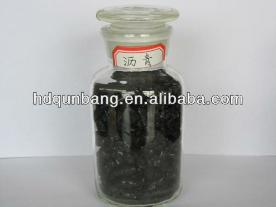 Export low price good quality High /Medium temperature pitch /Modified coal tar Pitch in China