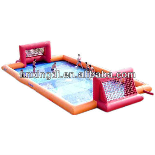 inflatable football water pitch inflatable football water games for adults and kids