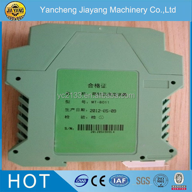 2-wire isolated DIN Rail Mounting pt1000 Temperature Transmitter