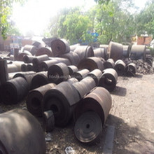 selling second hand rubber conveyor belt/old/used rubber belt scrap cheap price