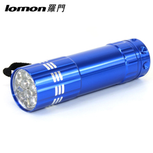 Aluminum Pocket Led Flash Light Mining Vibrator Aldi Led Bullet Flashlight