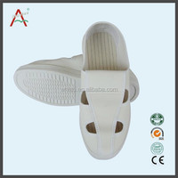 cleanroom ESD leather shoes