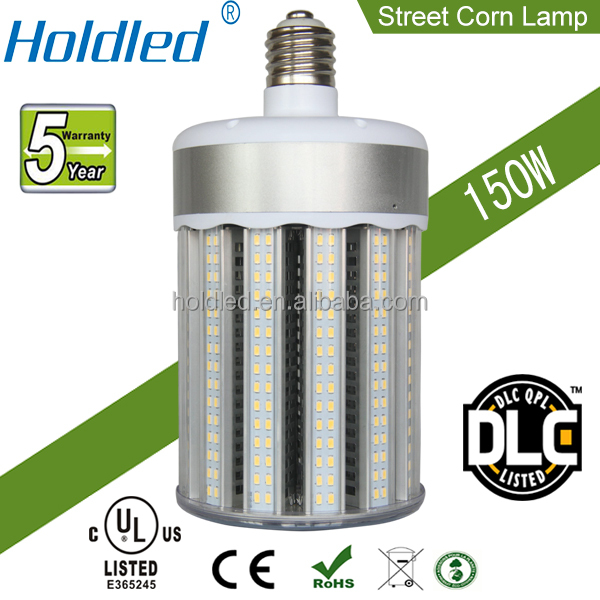 Holdled First company get DLC UL E39 E40 150W LED Top light bulb with Best price ensure 5 years warranty