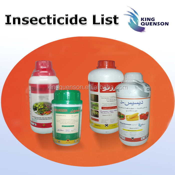 King Quneson Direct Factory Price Product List Insecticide
