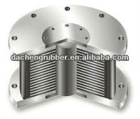 seismic isolators for building construction in earthquack