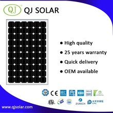 High Efficiency All Black 250W Mono Solar Module PV Solar Panel