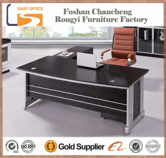 2014 New design MDF wooden modern laminate executive office desk