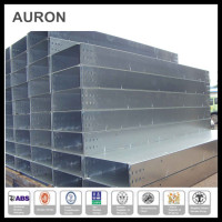 AURON/HEATWELL / Galvanized iron cable tray Saudi Arabic/ power wire GI clamp Saudi Arabic/calbe bridge stair KSA