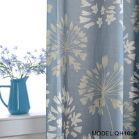 Chinese products wholesale kitchen curtains lowes window valances backdrop fabrics sheer curtain