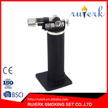 Piezo Micro Torch,1300c Celsius jet flame torch cigar butane gas lighter Professional Welding Gun Jet Torch,Made in China EK-018