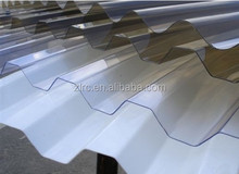 FRP wave roof sheet transparent composite roof sheet