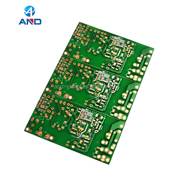 6 Layer Controller Board Assembled PCB