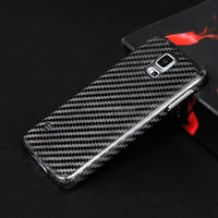 Mcase High Quality Real Carbon Fiber Phone Accessoies for S5 Carbon Fiber Phone Cases