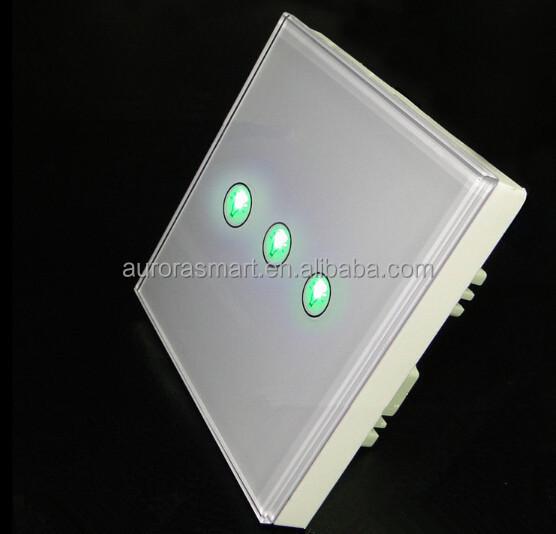 zigbee smart home automation smart zigbee touch schalter. Black Bedroom Furniture Sets. Home Design Ideas