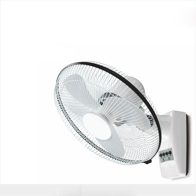 14 inch wall mounted rechargeable ceiling <strong>fan</strong> with light battery remote
