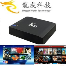 Hot Selling products K3 2G 16G Kodi 16.0 Amlogic S905 android TV Box +DVB-T2 (T2 S2 ATSC ) KIII OTT Android TV Box