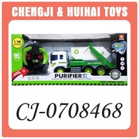 plastic car toy 1:16 rc hobby dump trucks