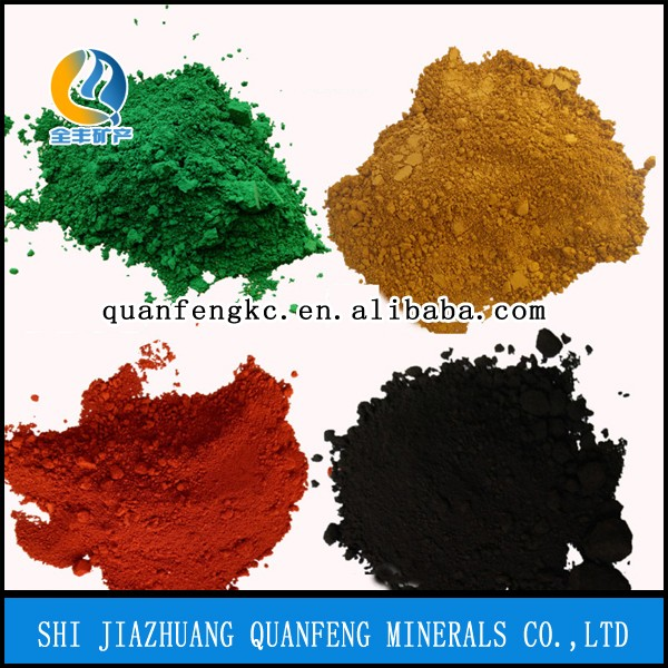 wholesale iron oxide pigment for paving