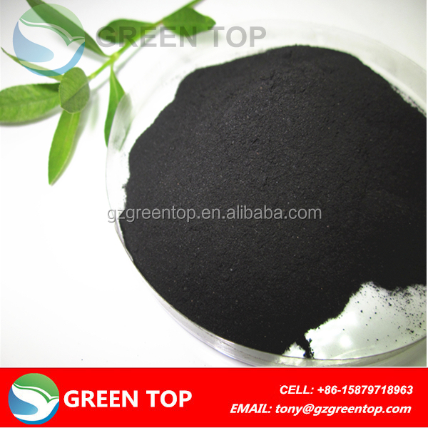 sodium humate fertilizer for agriculture application and soil improvement