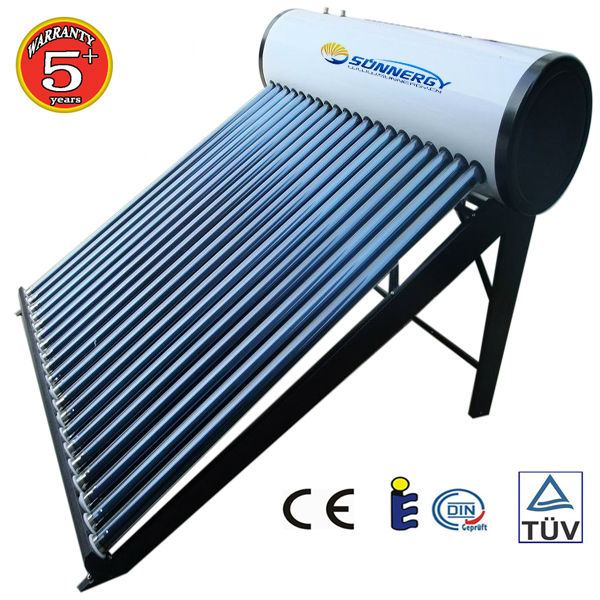 2015 Hot Sale Galvanized Solar Water Heater Price in india