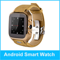2015 best android 3g gps smart watch w9 bluetooth waterproof mobile watch