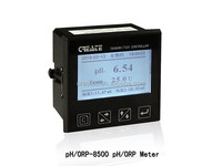 CE Certified Double channel , Analog output pH/ORP online meter / analyzer / controller