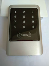Access control system RF ID card reader