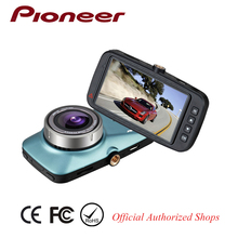 Pioneer 3G Best Buy Car Dash Camera with Full HD Night Vision Motion Detection