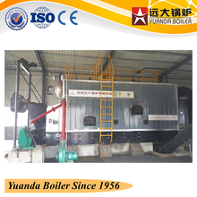 coal steam cast iron boiler device for industrial dryer equipment