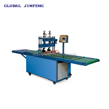 Double heads glass round circle cutting machine from Guangdong