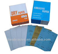 Norton quality coated abrasive paper