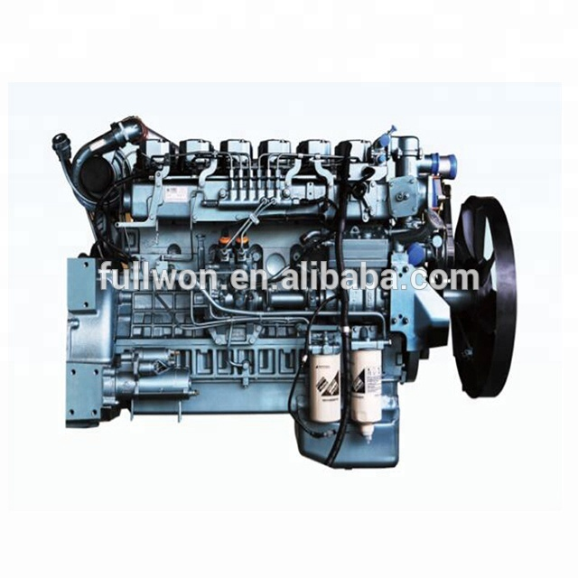 Cheap 371HP/EURO 2 diesel <strong>engine</strong> for Africa market