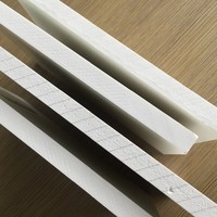 white hardness pvc board for advertising