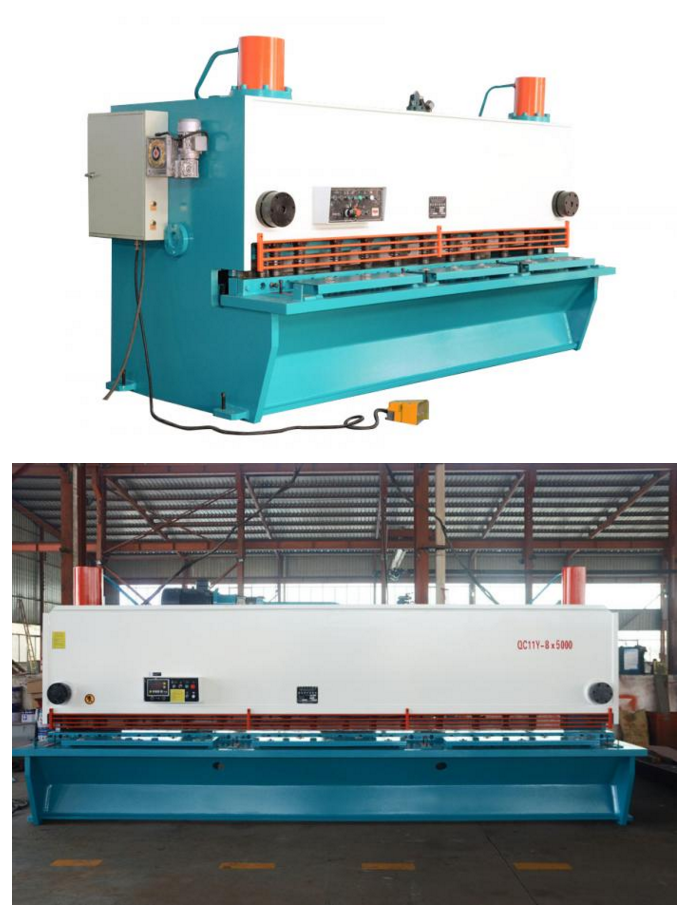 Quality Manufacturer price cnc hydraulic shearing machine for sale