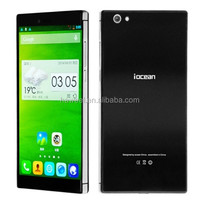 Iocean X8 5.7 inch 3G Android 4.2.2 Phablet, MTK6592 1.7GHz Octa Core, RAM: 2GB, ROM: 16GB, WCDMA & GSM, Dual SIM(Black)
