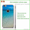Seascape phone case for man silver plastic phone cover for mobile phone