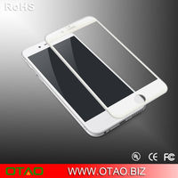screen protector for mobile phone camera lens 3d full cover tempered glass screen protector for phone 6 plus