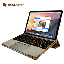Protective Laptop Case for MacBook Air 12 inch With Kickstand