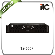 ITC 2100W New Amplifier TS series High Power Professional PA Amplifier