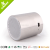 Hot promotion cheap price super bass metal design mini wireless bluetooth speaker for mobile phone and tablet pc