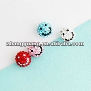 Hot Sale Fashion Jewelry, Smile Face Earring