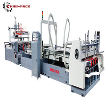 Fully Automatic Folder Gluer Machine with pre-fold section
