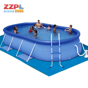 ZZPL large rectangular above ground swimming pool lighting for sale