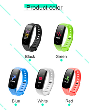 New Factory Fitness Heart Rate Blood Pressure Smart Bracelet for Man and Women