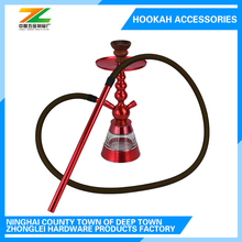 2018 hot style factory direct sale aluminum shisha hookah