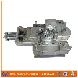 High Pressure Aluminum Injection Mould with 100,000 times of Mould Life