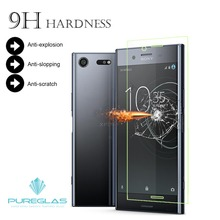 New premium top A quality tempered glass screen protector for Sony Xperia XZ premium