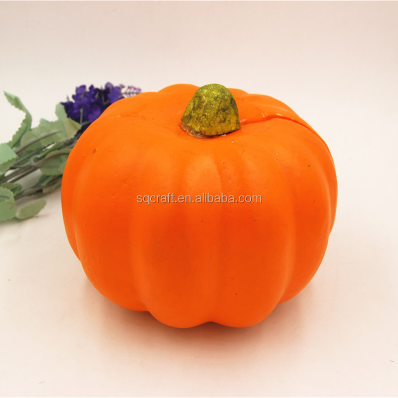 Artificial Foam Pumpkin for Halloween Decoration