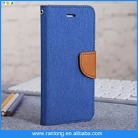New!!!Luxury Genuine Leather Case For Apple iPhone 6s,Unique Design Card Slot On Back Cover For iPhone 6s